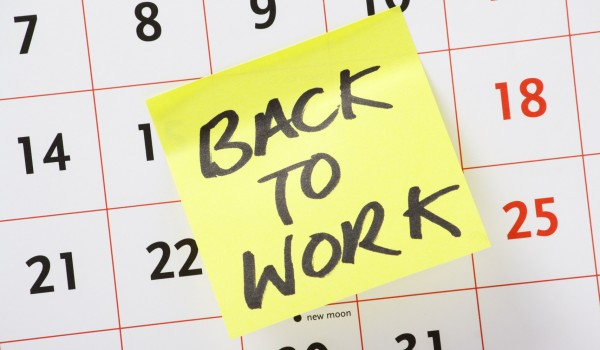 How can staff remain motivated when they return to work ...