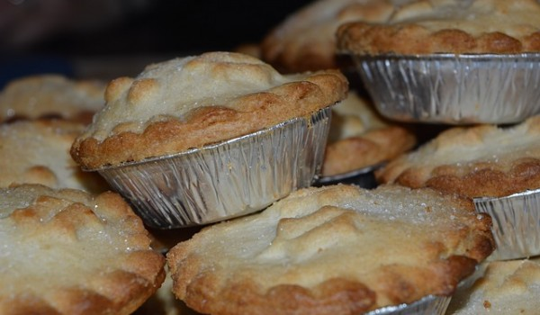 Could a free mince pie be key to customer service?
