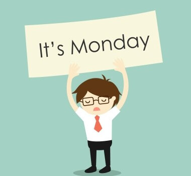 Apparently it's 'Blue Monday' and we should all feel unmotivated. I'm not! Are you?!