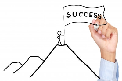 YOUR recipe for personal success?