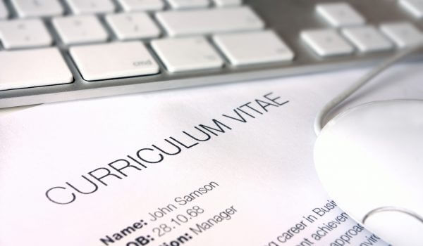 Successful CV Writing